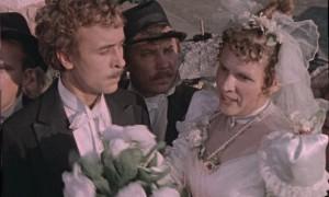 Фильм о свадьбе За двумя зайцами