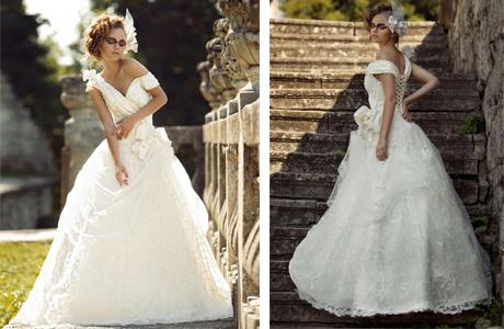 Свадебное платье Изольда от Tulipia