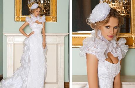Свадебное платье Изумление от Eva Bendigo