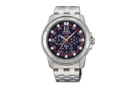 Свадебный подарок для жениха - мужские часы Orient