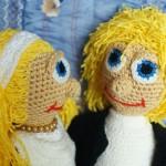 Тили-тили тесто - жених и невеста