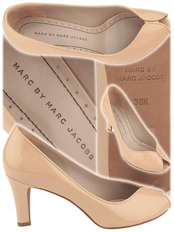 Роскошная обувь невесты от Marc Jacobs