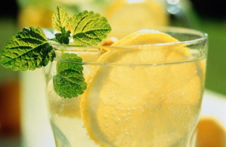 Вода с лимоном и медом утром