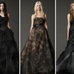 Год черного Дракона диктует свои правила даже в свадебной моде