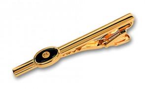 Зажим для галстука Onyx от Philip Laurence