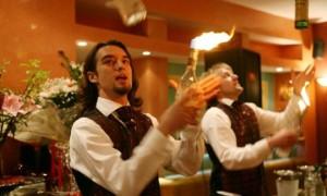 Бармен-шоу на твоей свадьбе