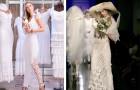 Как выбрать вязаное свадебное платье