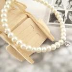 Классика и романтика - браслет для невесты из жемчуга