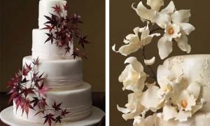 Свадебный торт «Творожный рай»