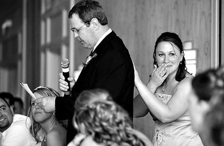Свадебный тост от родителей