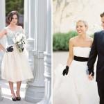 Свадебный тренд для смелых невест