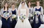 Дресс-код для зимней свадьбы