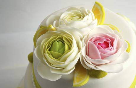 Свадебный торт: выбираем начинку