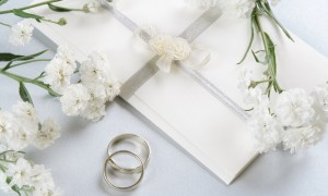 Официальное приглашение на свадьбу