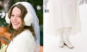 Подбирай обувь под свадебный наряд