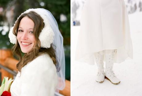 Подбирай обувь под свадебное платье