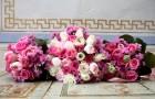 Модные тенденции в свадебной флористике