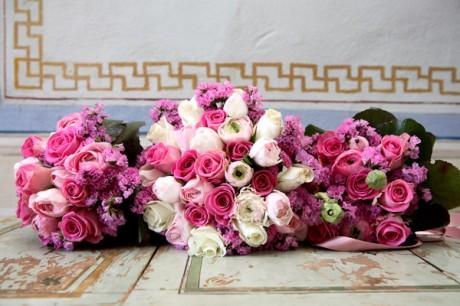 Свадебная флористика 2012