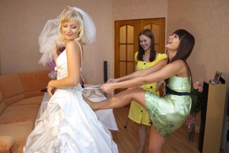 Каковы роли на свадьбе?