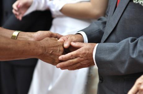 Родители жениха лишь помогают родителям невесты