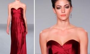 Выбери красное платье
