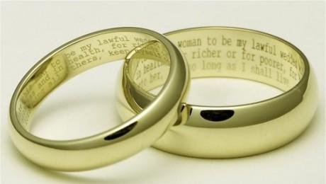Обручальные кольца: выбери свое