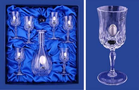 Свадебный подарок - Бокалы для вина Suggest