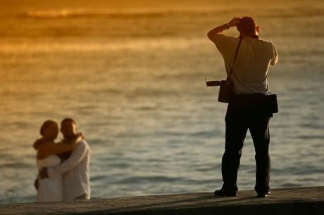 Свадебный фотограф в деле