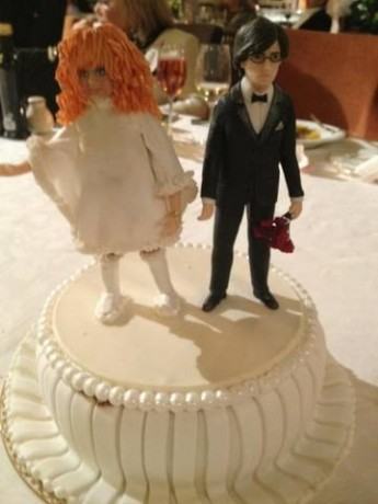 Свадьба Пугачегой и Галкина