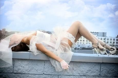 Невеста без трусов фото 360-933