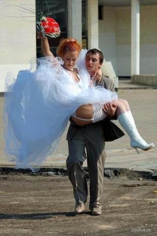 невесты без платья и без трусов