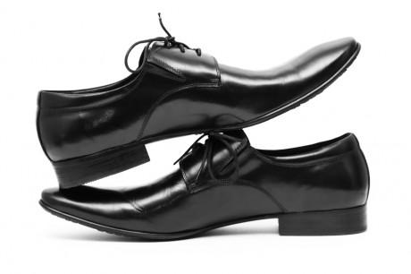 Туфли для жениха для черного костюм