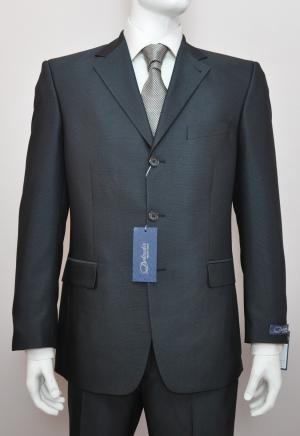 Темно-серый костюм Dobroshiv