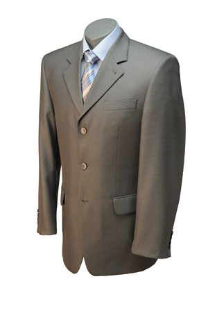 Серый костюм-двойка Companero