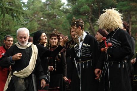 Свадебные грузинские тосты