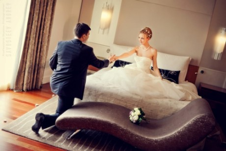Первая брачная ночь - волшебство