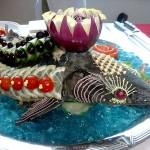 Чем украсить блюда из рыбы?