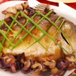 Как красиво украсить рыбные блюда на свадьбе?