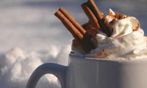 Зимние согревающие напитки