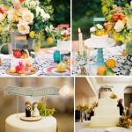 Украшай свадебный торт забавными фигурками жениха и невесты