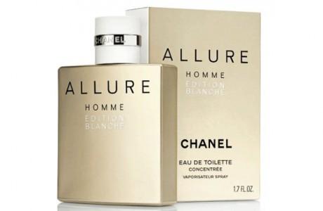 Свадебный подарок - Chanel Allure Homme Blanche