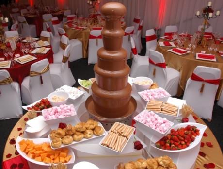 Свадебный десерт