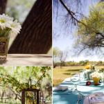 Ромашки - идеальное решение для оформления свадьбы на природе
