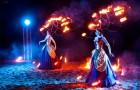 Театр огня ндля молодоженов