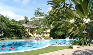 Отель на Шри-Ланке
