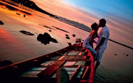 Медовый месяц - на Шри-Ланке