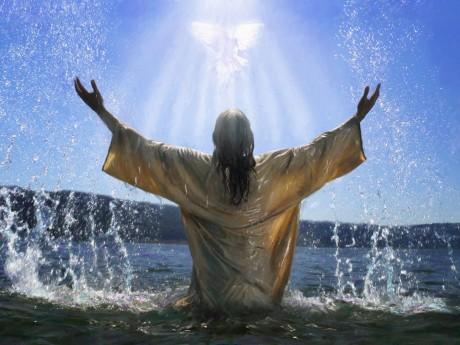 Жених и невеста должны искупаться на Крещение