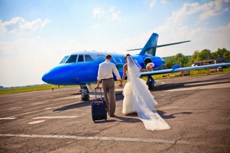 А как же свадебное путешествие