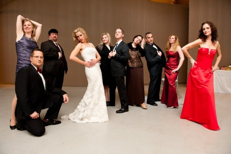 Стиль одежды для свадьбы