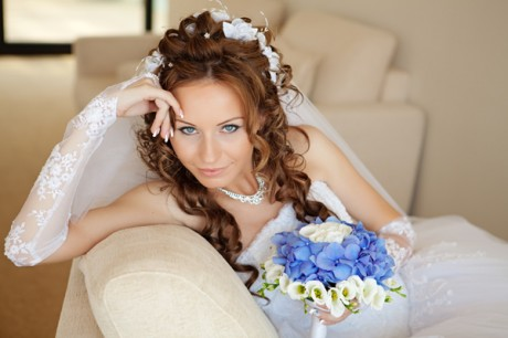 Выбери букет невесты